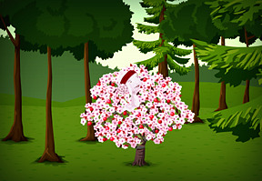 Halloween: Cherry Blossom Costume