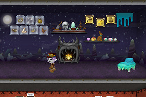 As many artifacts as I could cobble together before the end